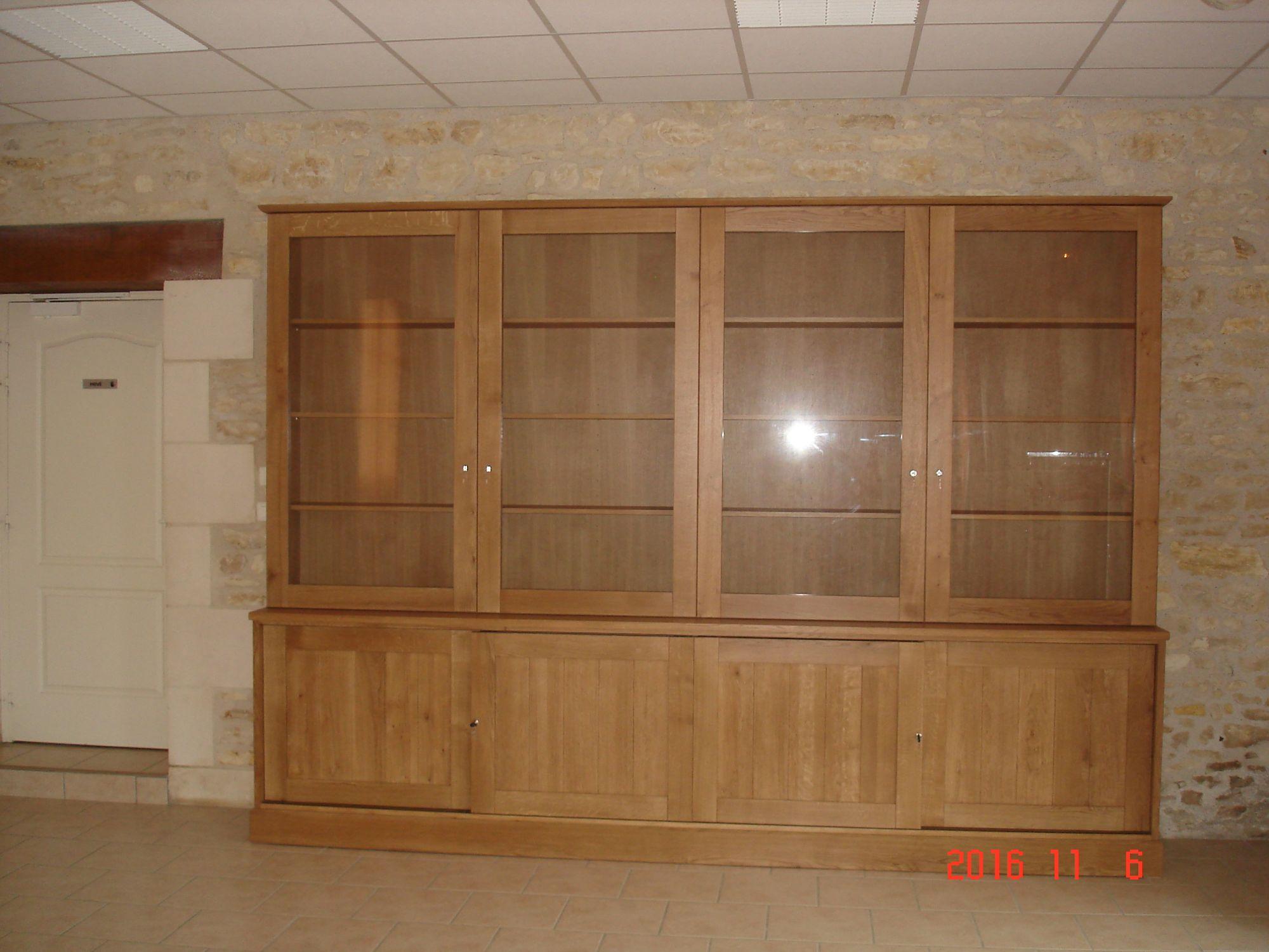 fabrication de meubles mbl 86 menuiserie amberre 86. Black Bedroom Furniture Sets. Home Design Ideas